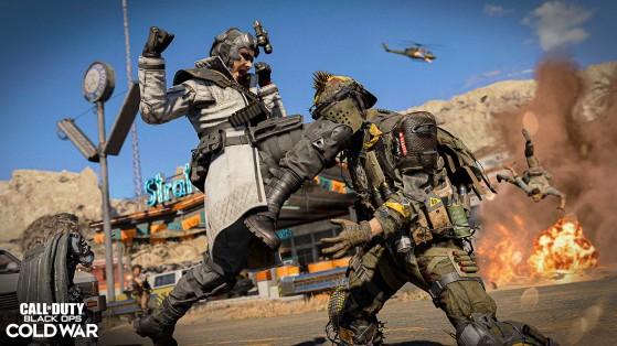 Diesel - Call of Duty Warzone