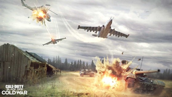 Strafe Run - Call of Duty Warzone