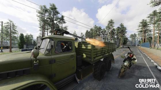 Camión de carga. - Call of Duty Warzone
