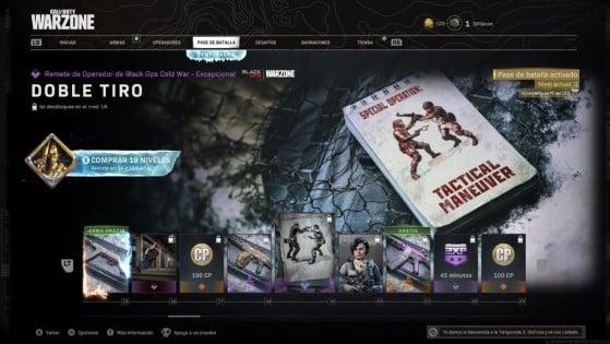 Niveles del 14 al 23 del pase de batalla de la temporada 3 de Warzone - Call of Duty Warzone