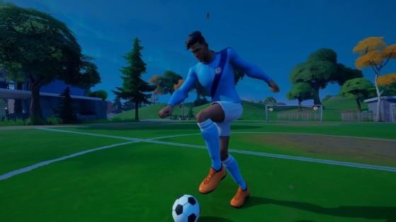 Fortnite: Habla con un personaje de fútbol, desafío de Neymar Jr, ubicación de los personajes