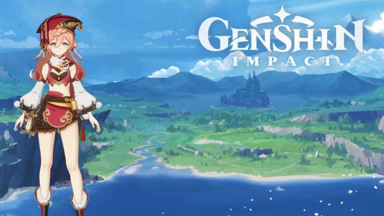 Genshin Impact: La mejor build para Yanfei, y sus mejores armas y conjuntos de artefactos