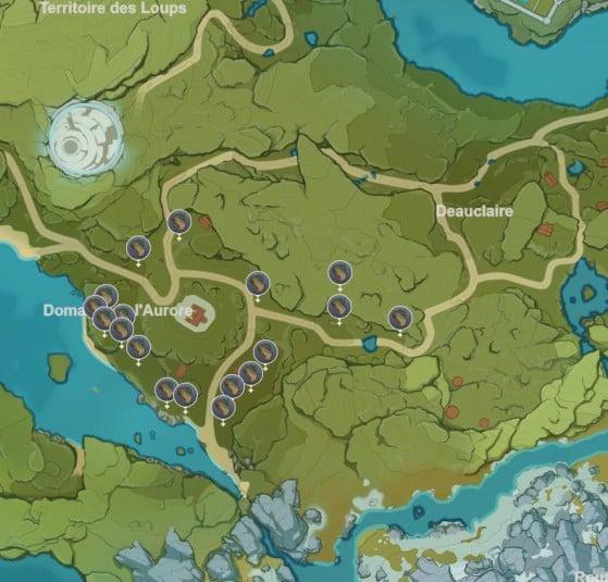Valle Estelar - Genshin Impact