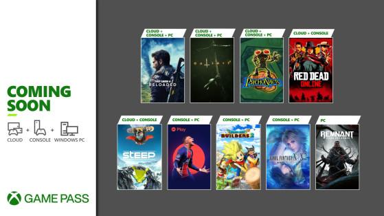 FIFA 21, Outlast 2 y Final Fantasy X/X-2 HD Remaster entre los juegos de mayo de Xbox Game Pass