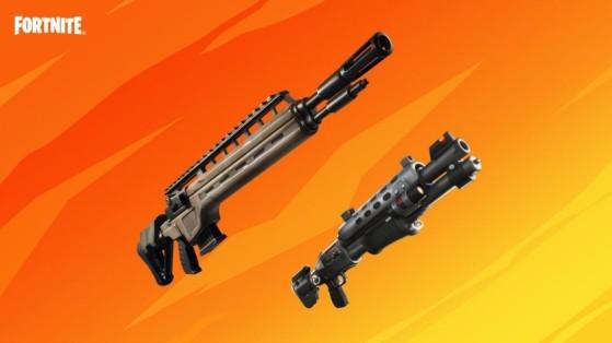 Fortnite: La Escopeta Táctica está de vuelta con un nuevo parche de equilibrio. ¡Vuelve la fiera!