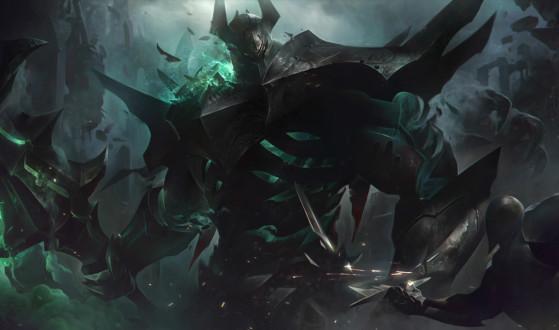 Los colosos nunca debieron tener a su disposición mecánicas de movilidad - League of Legends