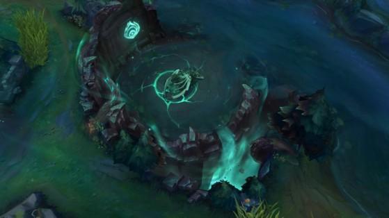 Toda la Grieta del Invocador será poseída por la niebla de Viego - League of Legends