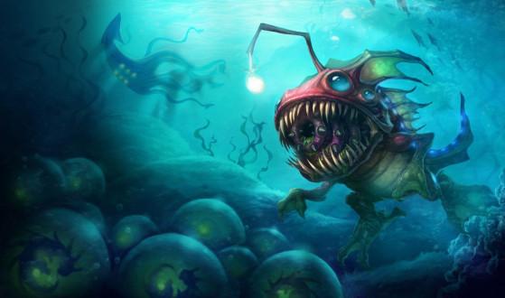 Skins como Kog'Maw de las profundidades ya no llegarán al juego - League of Legends