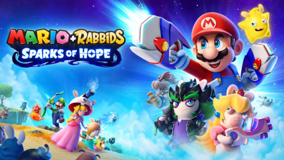 E3 2021: Mario + Rabbids: Sparks of Hope se presenta oficialmente con tráiler gameplay y detalles