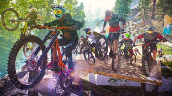 E3 2021: Riders Republic ya tiene fecha de lanzamiento y un nuevo tráiler de lo más extremo