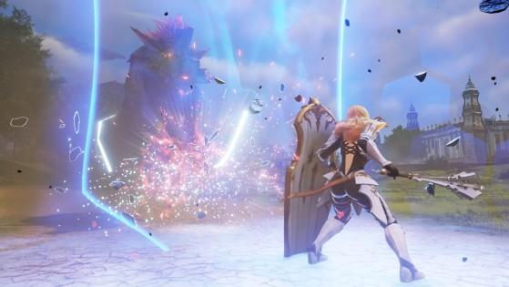 El combate de Tales of Arise supone una marcada evolución - Tales of Arise