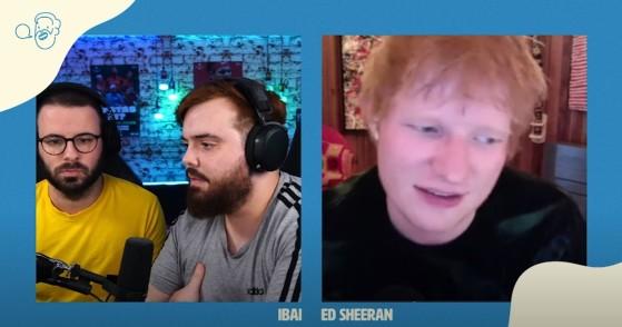 ¿Cuál es el Pokémon inicial favorito de Ed Sheeran? El cantante confesó a Ibai su elección