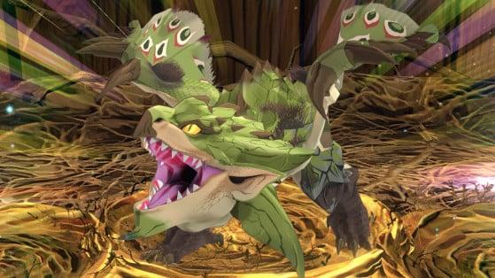 Monster Hunter Stories 2: Huevo de wyvern volador y todas sus características