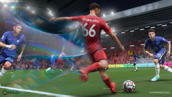 FIFA 22 enseña sus primeros segundos de gameplay en un breve vídeo: ¡algo es algo!
