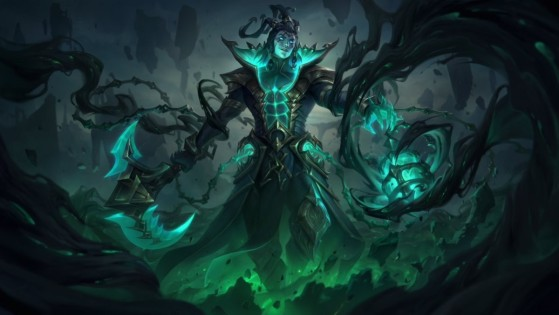 Así es Thresh Desatado en League of Legends - League of Legends
