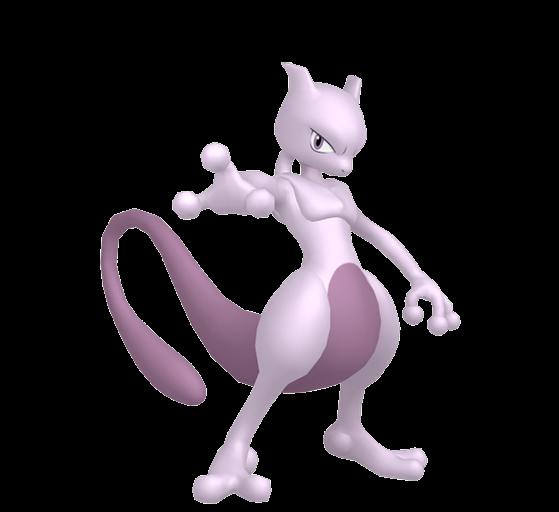 Mewtwo normal - Pokémon GO