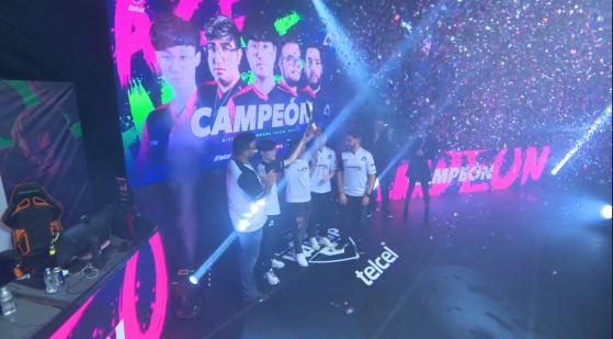 División de Honor Telcel: Team Aze finalmente levantó un trofeo en el torneo mexicano