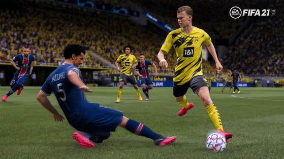 FIFA 21: actualización 20, notas del parche completas: pequeños retoques en Ultimate Team y Volta