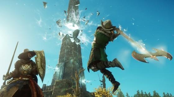 New World: Fecha de la beta abierta para probar gratis el nuevo MMORPG de Amazon Games