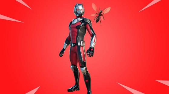 Fortnite: Ant-Man reaparece con el parche 17.50. ¡Todas las skins y cosméticos filtrados!