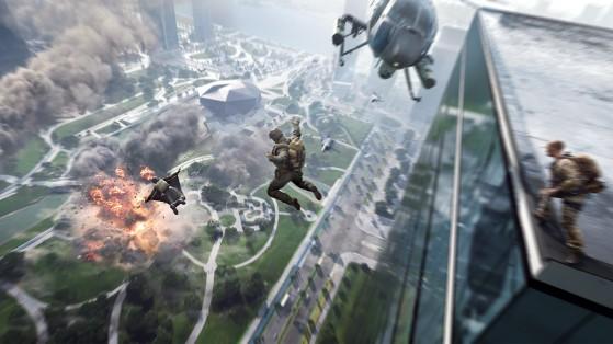 Un insider filtra la fecha de la beta Battlefield 2042 y está demasiado seguro de su predicción