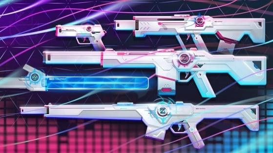 Valorant - Paquete Spectrum: Las nuevas skins de Riot y Zedd que convierten el mapa en una discoteca
