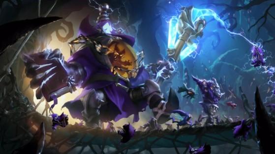 Veigar es el amo de todos los súbditos de League of Legends - League of Legends