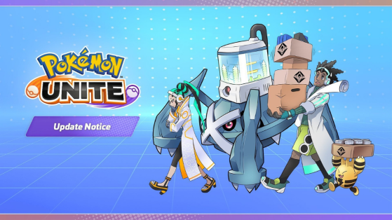 Pokémon Unite: Parche de lanzamiento en móviles con muchos cambios de balance