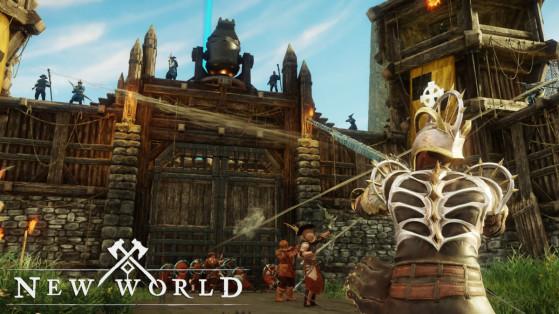 New World: ¿Cuándo llegará la migración para cambiar de servidor a mi personaje?