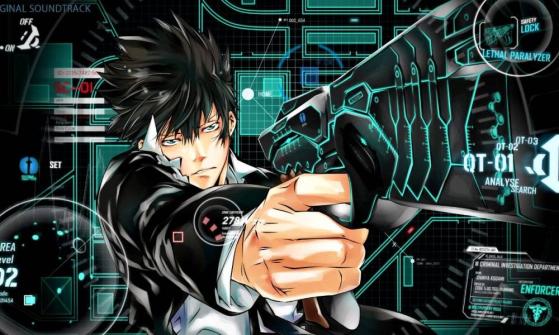El protagonista de Psycho-Pass, gran opción para Fortnite - Fortnite : Battle royale