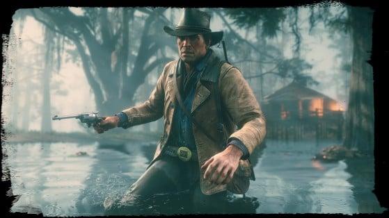 Red Dead Redemption 2:  ciudades, lugares y pueblos