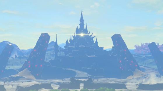 Paso a paso de Zelda BotW: Castillo de Hyrule