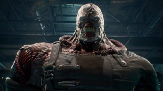 Nemesis aparece en la demo de Resident Evil 2 Remake