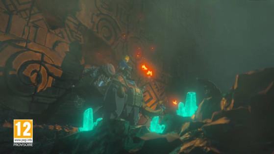 Zelda : Breath of the Wild